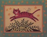 Cat & Mouse Fine Art Print