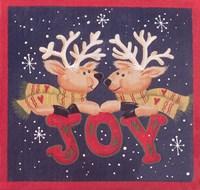 Joy - Reindeers Fine Art Print