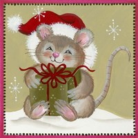 Christmas Gift Fine Art Print