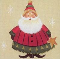 Santa 1 Fine Art Print