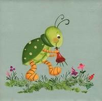 Cricket Fine Art Print