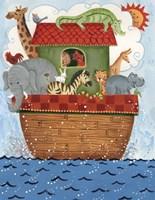 Noah's Ark 2 Fine Art Print
