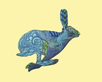 Dont Split Hares Fine Art Print