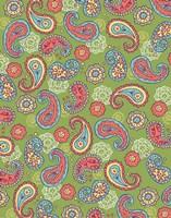 Paisley Pattern 1 Fine Art Print
