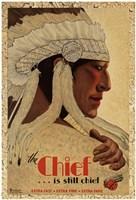 Chief Fine Art Print