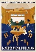 Nord Wagons Fine Art Print
