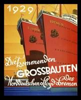 Grossbauten Fine Art Print