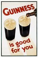 Guinness Fine Art Print