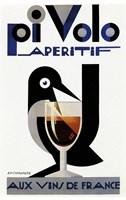 Pi Volo Aperitif Fine Art Print