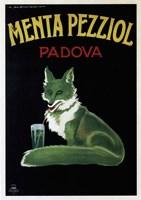 Menta Pezziol Fine Art Print