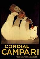 Cordial Campari Fine Art Print