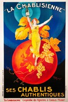 La Chablisienne Fine Art Print