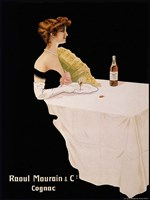 Raoul Maurain Cognac Fine Art Print