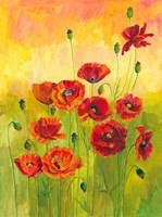 Poppy Field Fine Art Print