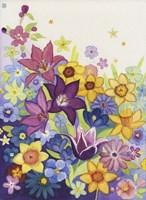 Bellflowers Fine Art Print