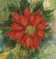 Poinsettia 2 Fine Art Print
