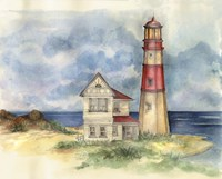 Lighthouse 2 Fine Art Print