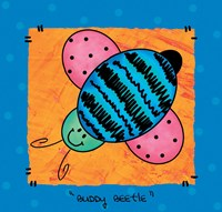 Bug 3 Fine Art Print