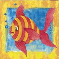 Fish 1 Fine Art Print