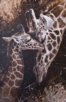Mother and Baby Fine Art Print