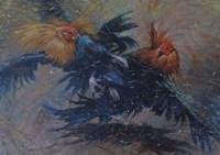 Fowl Play Fine Art Print