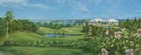 Golfcourse Fine Art Print