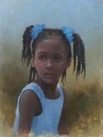 Girl 1 Fine Art Print