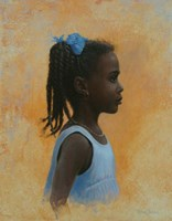 Girl 2 Fine Art Print