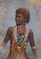 Hamma Girl Fine Art Print
