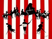 Orchestra Fine Art Print