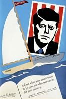 JFK Fine Art Print