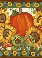 Pumpkin Patch Fine Art Print