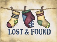 Lost & Found Fine Art Print