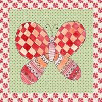 Butterfly Tile Fine Art Print