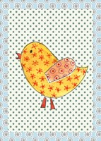 Yellow Chick Fine Art Print
