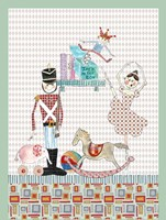 The Steadfast Tin Soldier And His Ballerina Fine Art Print