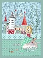 Little Mermaid  A Fine Art Print