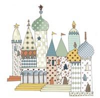 Aladin's Palace Fine Art Print
