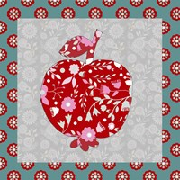 Pomegranate Charm Fine Art Print