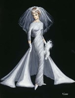 Bride Fine Art Print