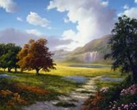 Golden Splendor Fine Art Print