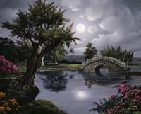 Arched Bridge Fine Art Print