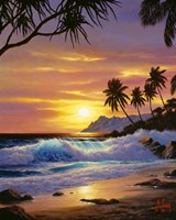 Tropical Shores Fine Art Print