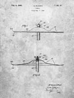 Cymbal Patent Fine Art Print