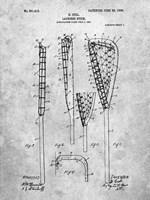 Lacrosse Stick Patent Fine Art Print