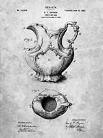 Ewer or Jug Patent Fine Art Print