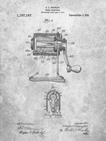 Pencil Sharpener Patent Fine Art Print