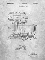 Food Handling Apparatus Patent Fine Art Print