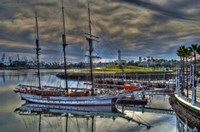 Harbor Town Fine Art Print