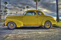 Yellow Oldie Fine Art Print
